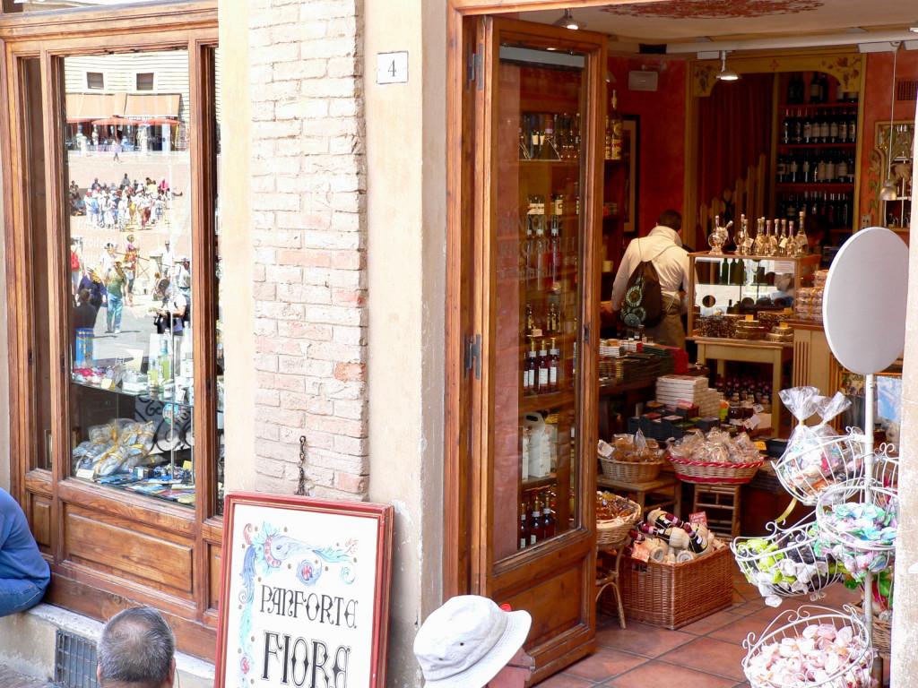 Italienischer Feinkostladen