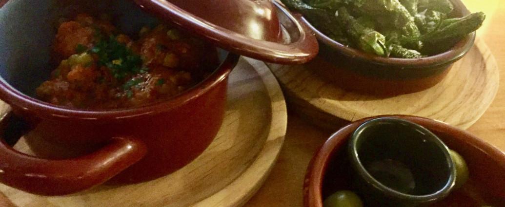 Spanische Fleischbällchen