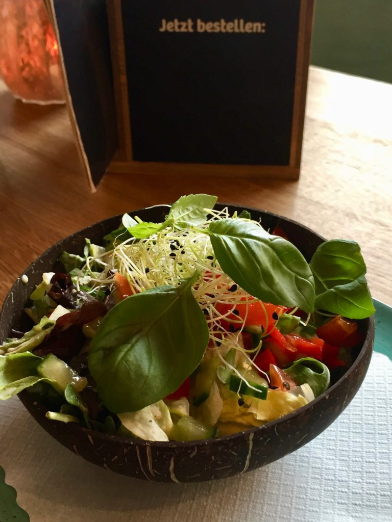 Vrohstoff Salat