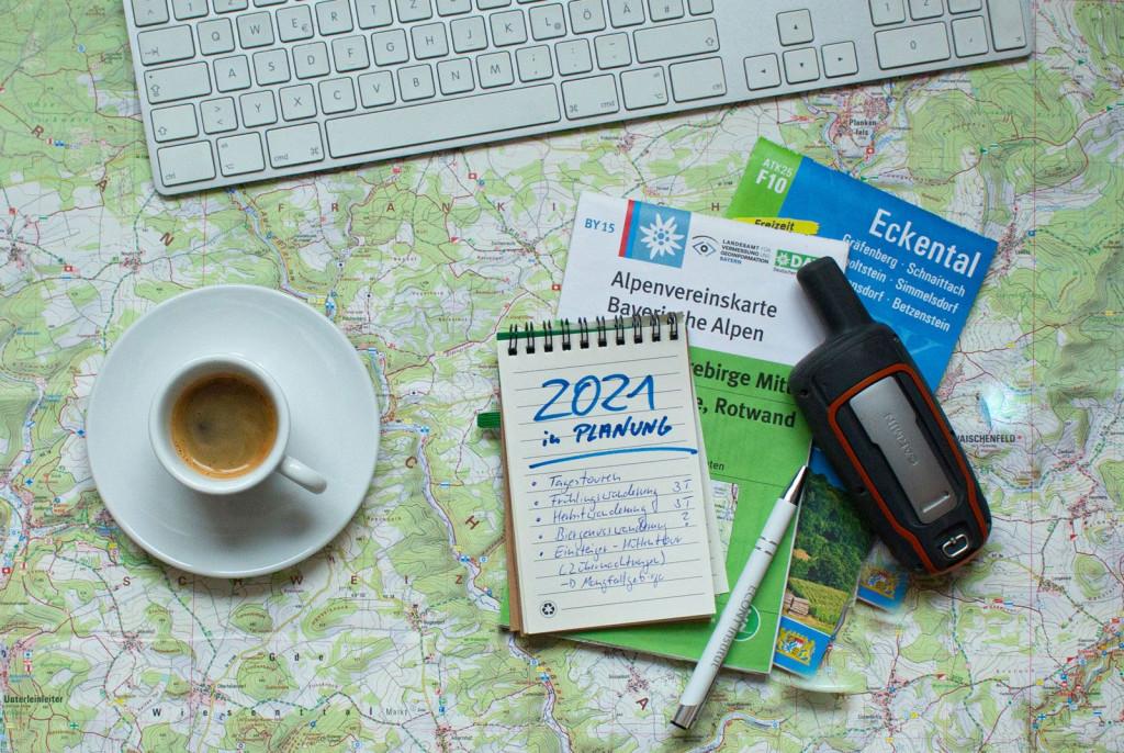 Fränky Tours_Planung