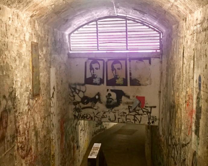 Grafitti Würzburg