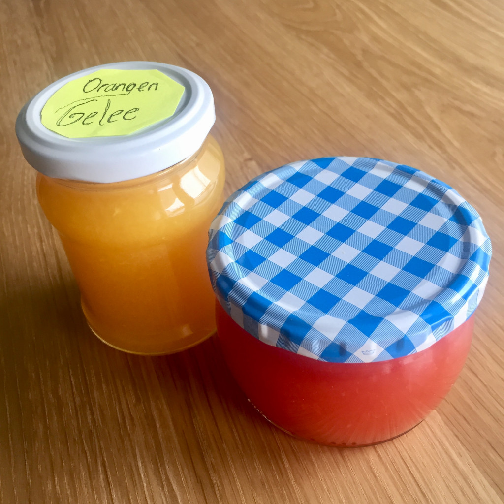 orangensaftgelee