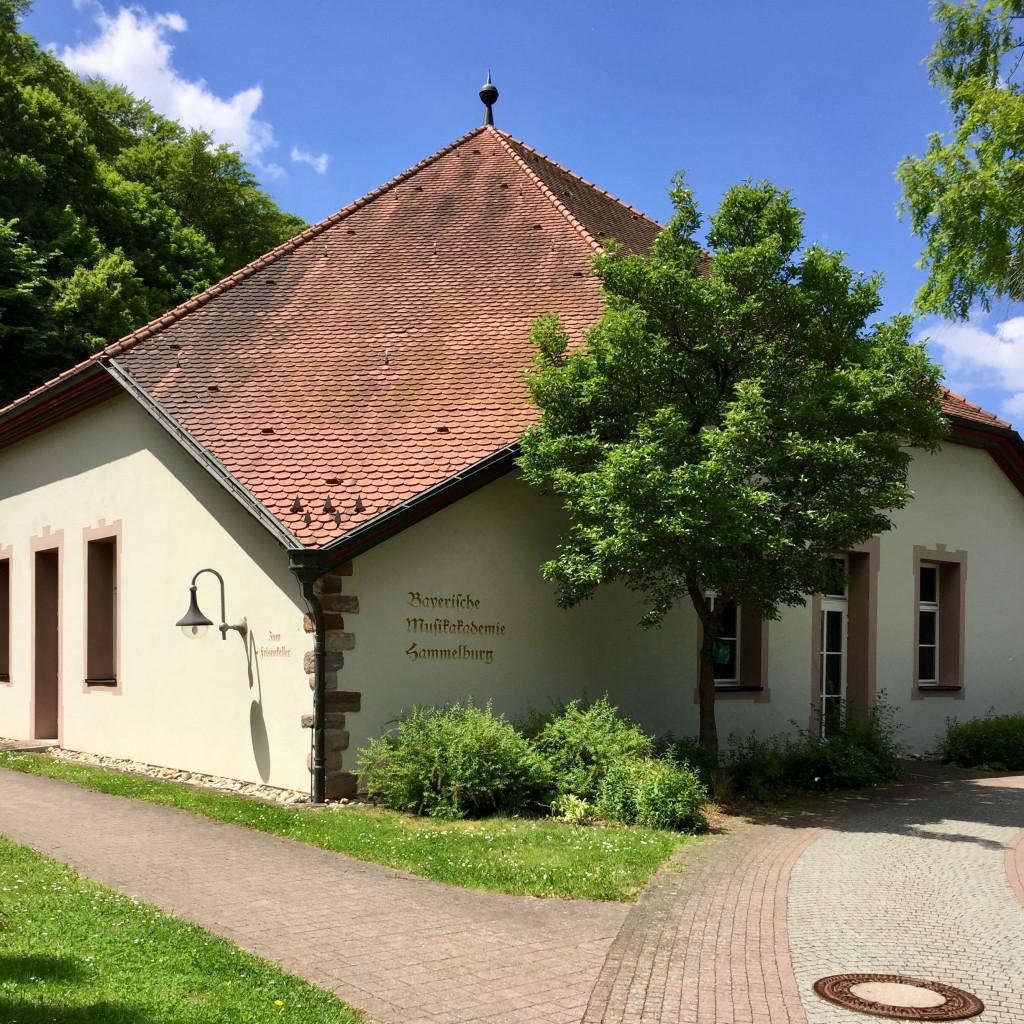 Bayerische Musikakademie in Hammelburg