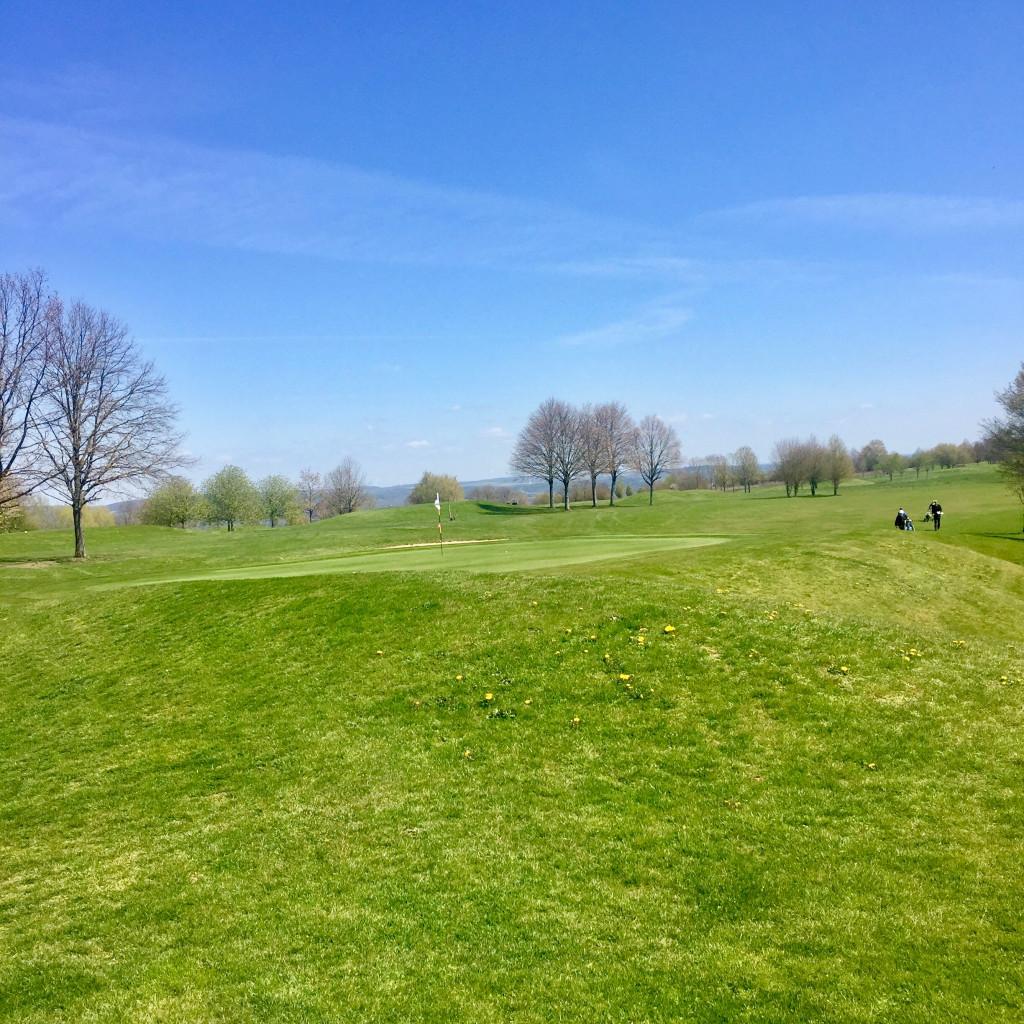 Golfplatz des Golfclub Main-Spessart